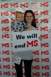 A New Generation Joins the Walk to End MS