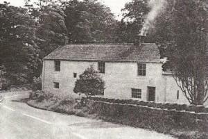 Cragg Homestead circa 1700's
