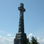 Irish Memorial at Grosse Ile Quebec