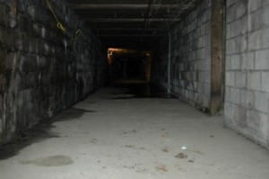 Original GECO Tunnel under the City of Scarborough, Ontario