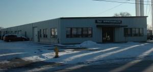 Original GECO Shift House in 2012