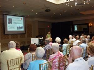 Barbara Dickson Speaks to Scarborough Probus Group